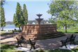 Kollen Park Fountain and Benches