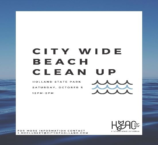 City Wide Beach Clean up