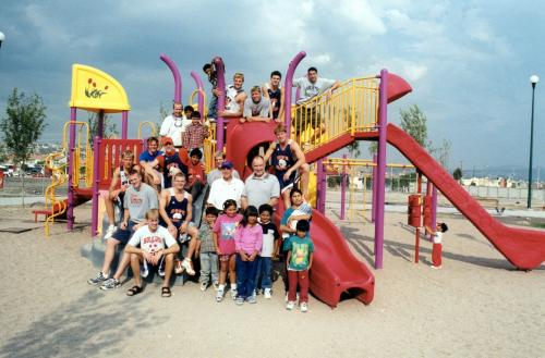 Playground with Group