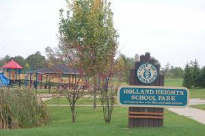 Holland Heights School Park