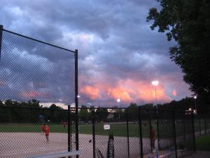 Matt Urban Sports Complex Sunset